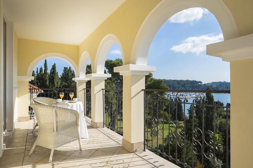 island_hotel_katarina ▷ 8 mejores lugares para alojarse en Rovinj