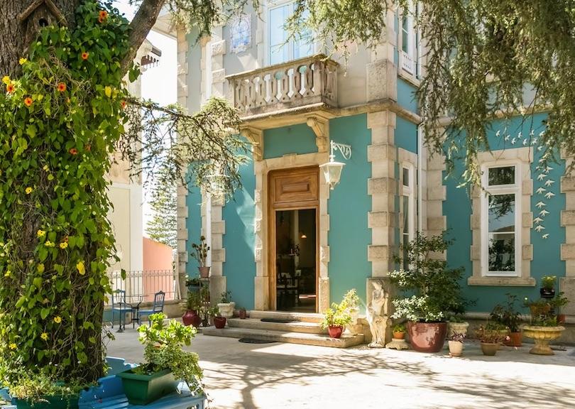chalet_saudade ▷ 8 mejores lugares para alojarse en Sintra