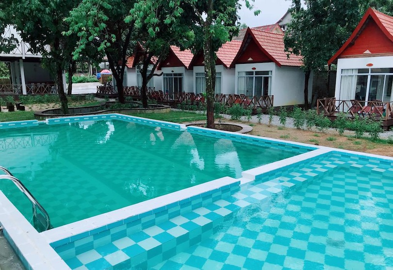magic_monkey_garden ▷ 8 mejores lugares para alojarse en Vang Vieng