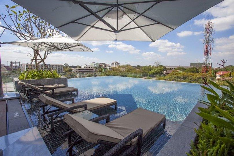 crowne_plaza_vientiane ▷ 8 mejores lugares para alojarse en Vientiane