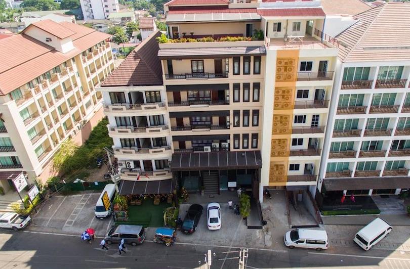 family_boutique_hotel_vientiane ▷ 8 mejores lugares para alojarse en Vientiane