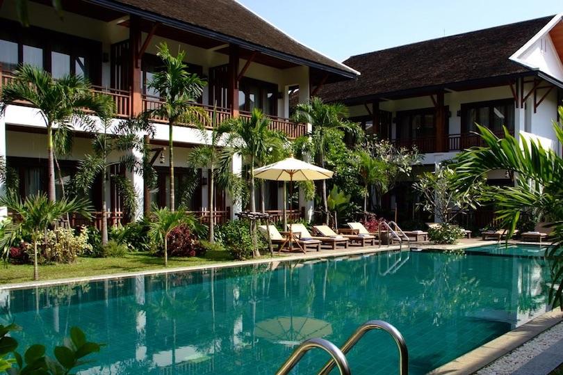 green_park_boutique_hotel ▷ 8 mejores lugares para alojarse en Vientiane