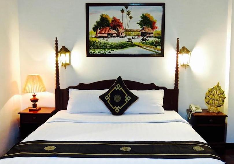 khampiane_boutique_hotel ▷ 8 mejores lugares para alojarse en Vientiane