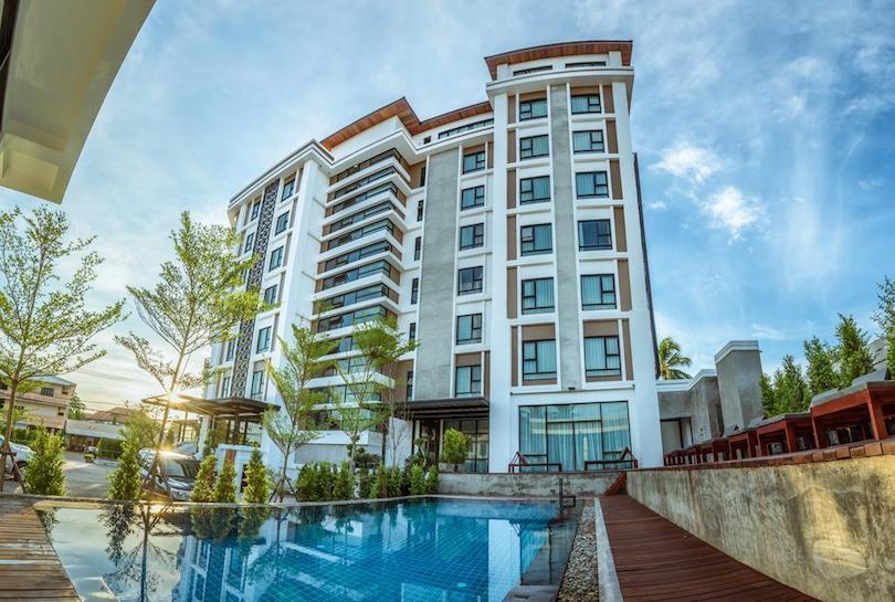 s_park_design_hotel ▷ 8 mejores lugares para alojarse en Vientiane