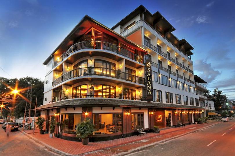 salana_boutique_hotel ▷ 8 mejores lugares para alojarse en Vientiane