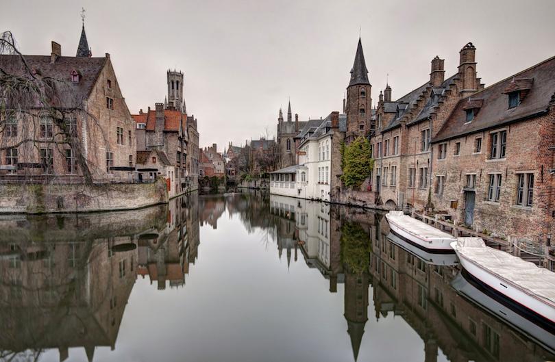 # 1 de los mejores lugares para visitar en Bélgica