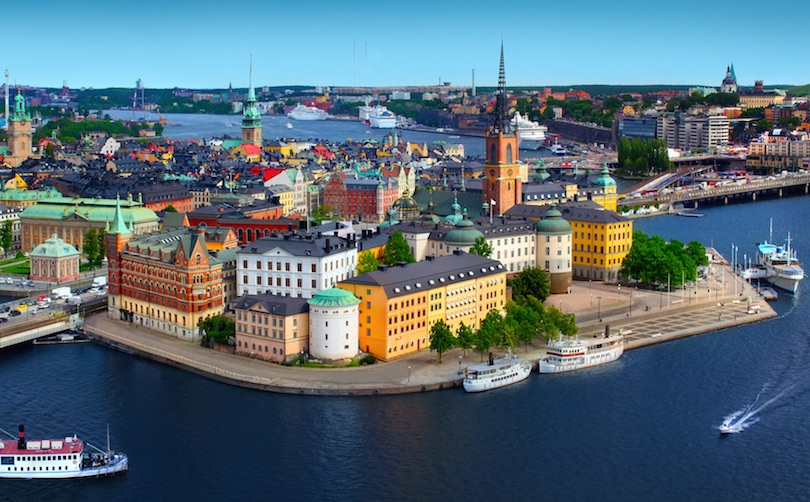# 1 de los mejores lugares para visitar en Suecia
